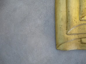 La patine peau d'éléphant par Christophe Martin.